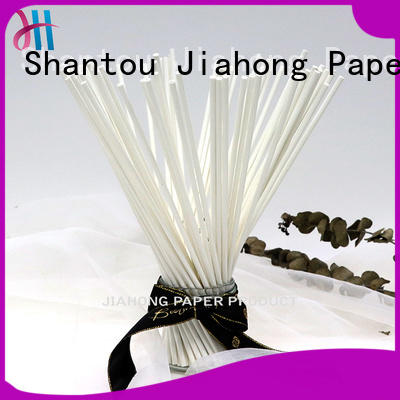Jiahong rods paper balloon stick factory for ballon
