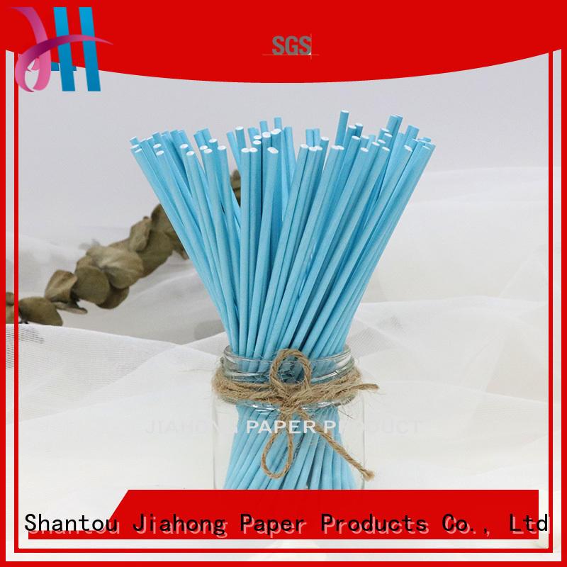 eco friendly stick lollipop striped vendor for lollipop
