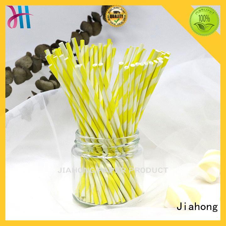 Jiahong eco friendly lollipop sticks overseas market for lollipop