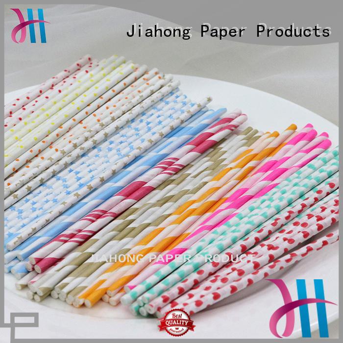 Jiahong stick white lollipop sticks overseas market for lollipop