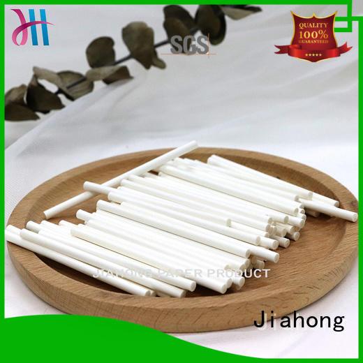 Jiahong professional handiwork paper sticks supplier for medical cotton swabs