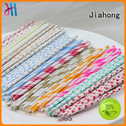Jiahong environmental long lollipop sticks types for lollipop