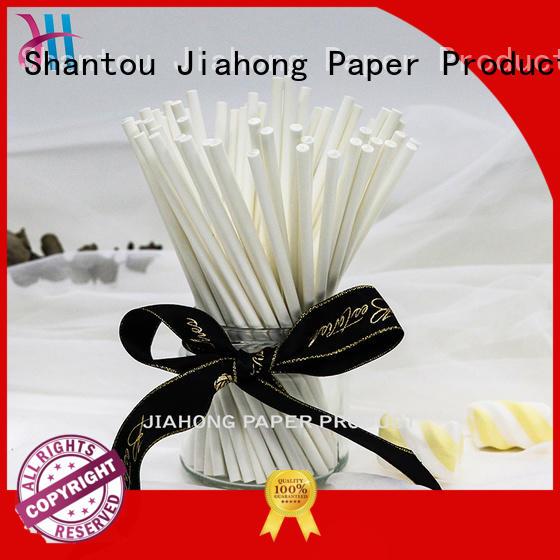 eco friendly blue lollipop sticks long factory price for lollipop