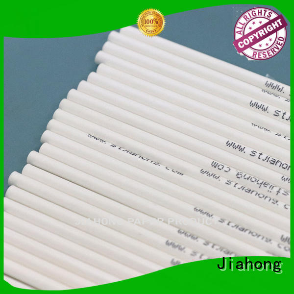 Jiahong environmental blue lollipop sticks factory price for lollipop