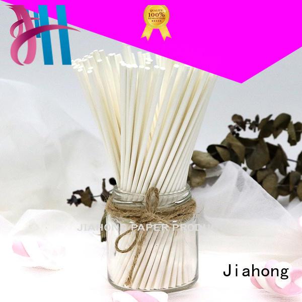 Jiahong professional personalized lollipop stickers overseas market for lollipop