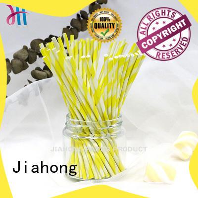 Jiahong professional long stick lollipops wholesale candy for lollipop