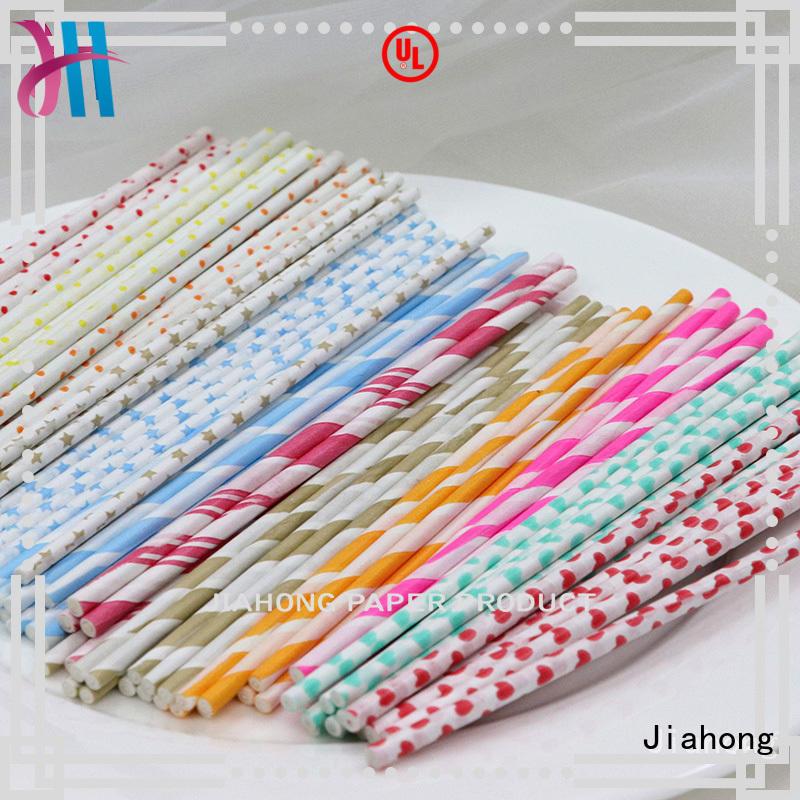 Jiahong eco friendly lolly pop sticks grab now for lollipop