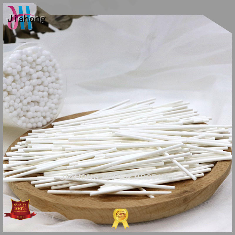 Jiahong paper cotton swab paper stick overseas for medical