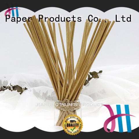 Jiahong fine quality hand fan sticks export for flag flagpoles