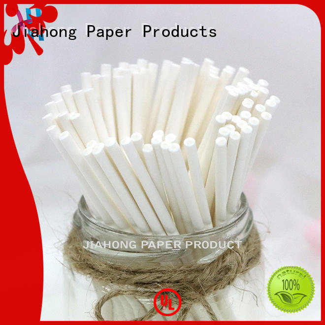 Jiahong paper stick for flag for wholesale for flag stick