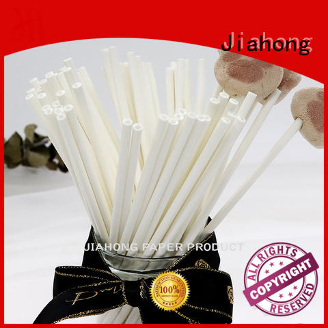 Jiahong popular lollipop sticks bulk for lollipop