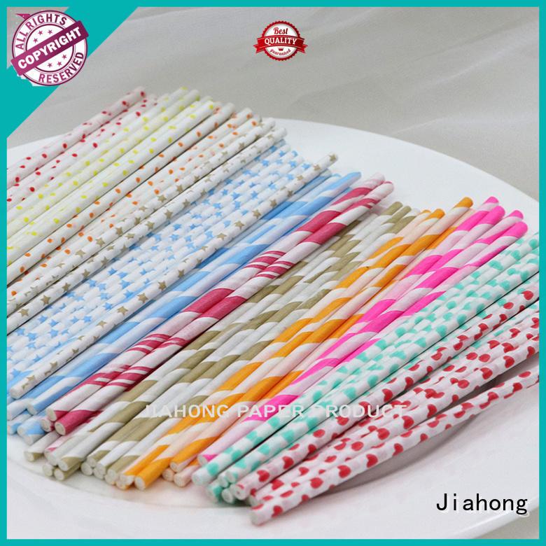 Jiahong clean colored lollipop sticks for wholesale for lollipop