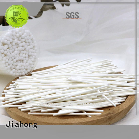 Jiahong biodegradable cotton stick marketing for hospital