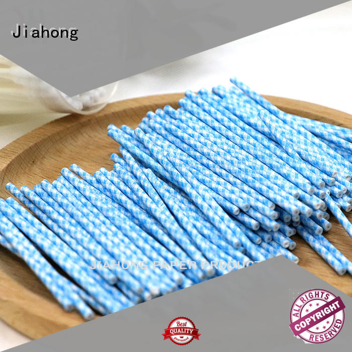 paper long stick cotton swabs manufacturer for medical Jiahong