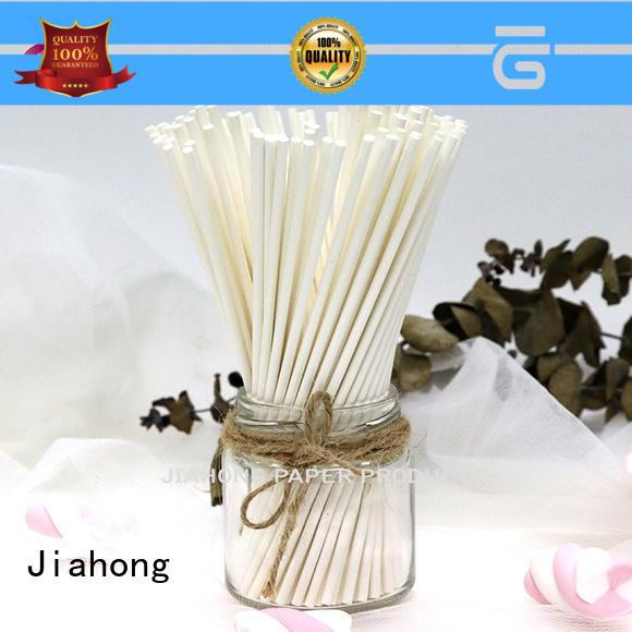 logo wholesale lollipop sticks stick for lollipop Jiahong