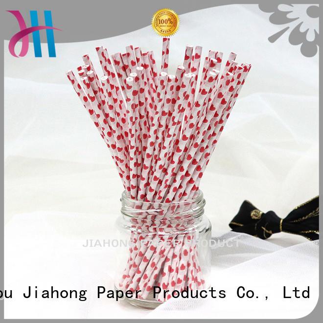 Jiahong environmental sucker sticks for wholesale for bakery
