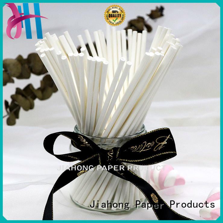 Jiahong 38150mm eco sticks export for DIY baking