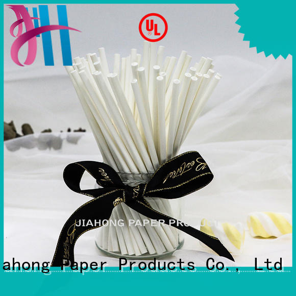 Jiahong professional wholesale lollipop sticks for wholesale for lollipop