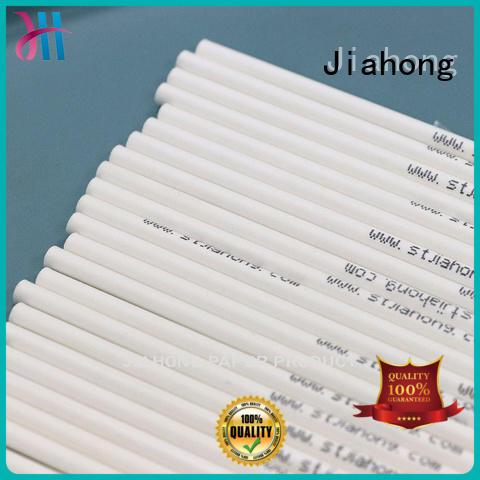 Jiahong extra large lollipop sticks types for lollipop