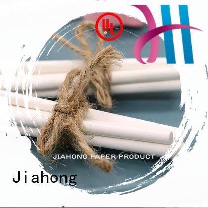 Jiahong popular lollipop paper stick overseas market for lollipop