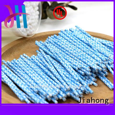 Jiahong cotton cotton bud sticks vendor for medical cotton swabs