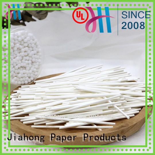 Jiahong stick cotton stick manufacturer for medical cotton swabs