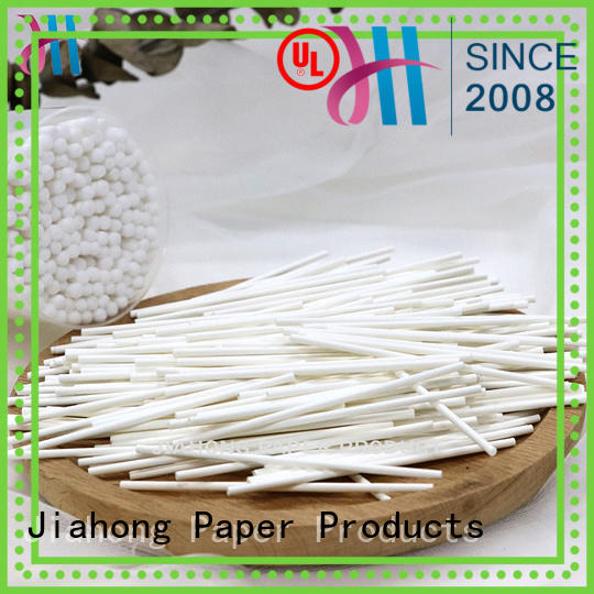 Jiahong stick cotton stick manufacturer for medical cotton swabs