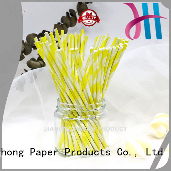 Jiahong environmental lollipop sticks blue for lollipop