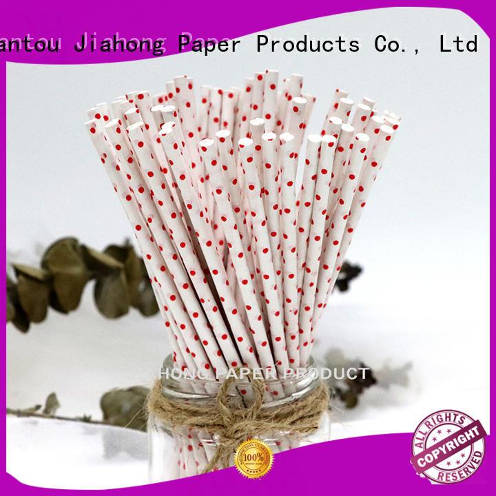 Jiahong fashion design wholesale lollipop sticks for lollipop
