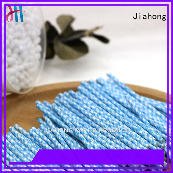 long stick cotton swabs environmental for hospital Jiahong