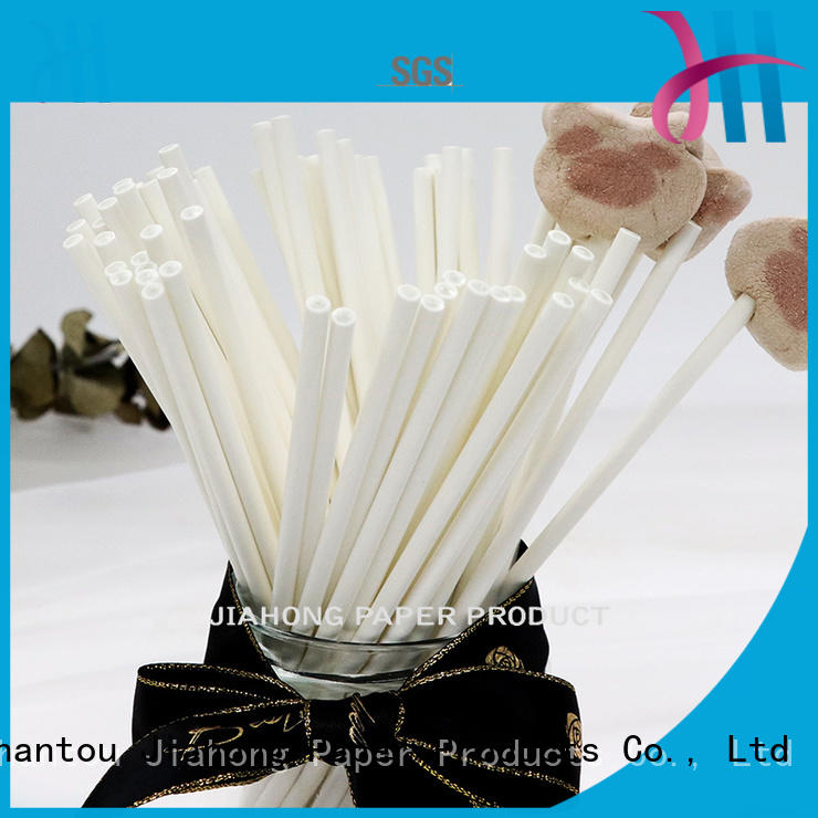 Jiahong widely used long lollipop sticks for wholesale for lollipop