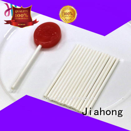 Jiahong colorful stick lollipop in different colors for lollipop