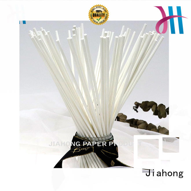 Jiahong professional white balloon sticks factory for ballon