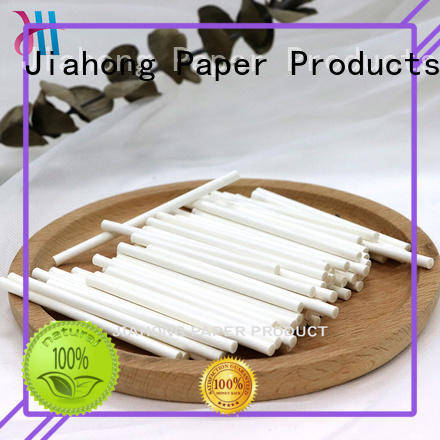 custom paper sticks stick for medical cotton swabs Jiahong