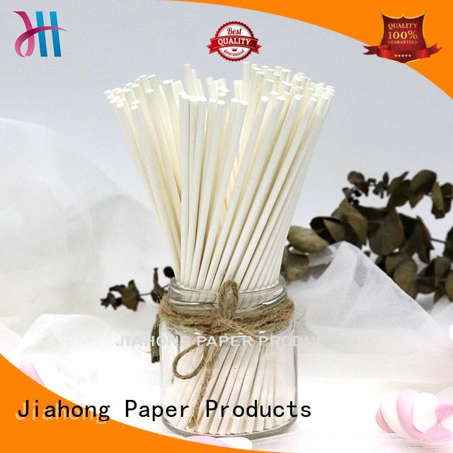 Jiahong extra wholesale lollipop sticks markting for lollipop