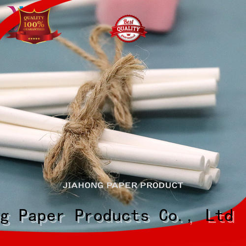 Jiahong widely used custom lollipop sticks grab now for lollipop