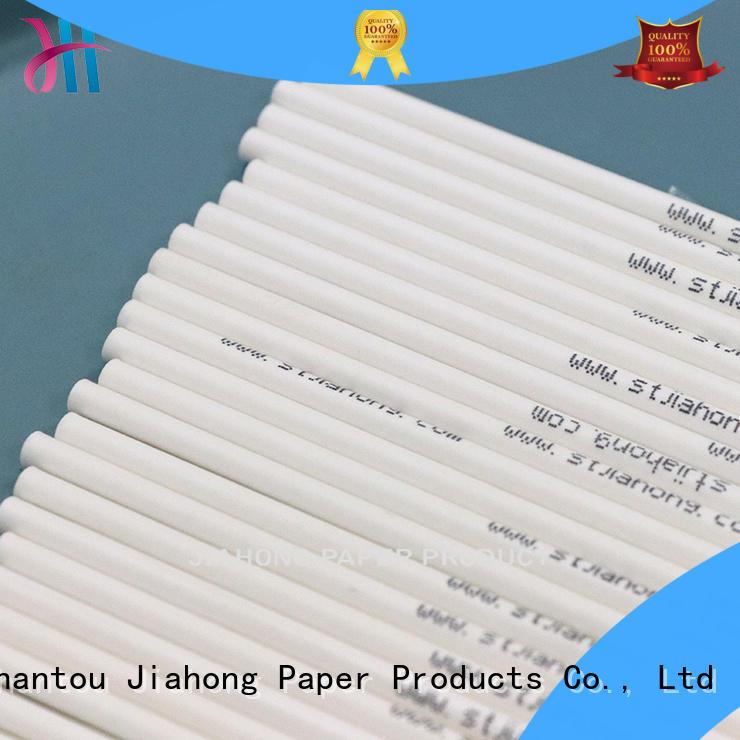 personalized lollipop stickers logo for lollipop Jiahong