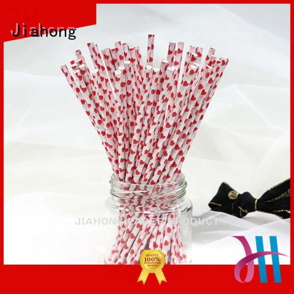 Jiahong first-rate sucker sticks factory price for lollipop