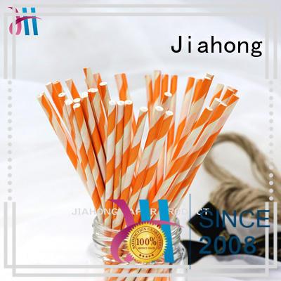stick cotton candy paper stick bulk production for cotton candy Jiahong