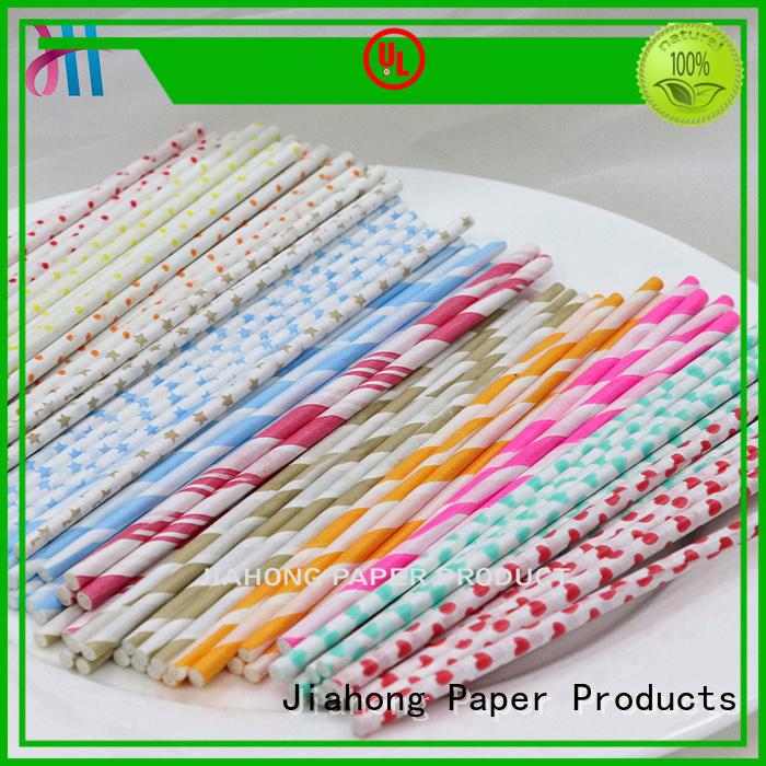 Jiahong new-arrival extra long lollipop sticks diy for lollipop
