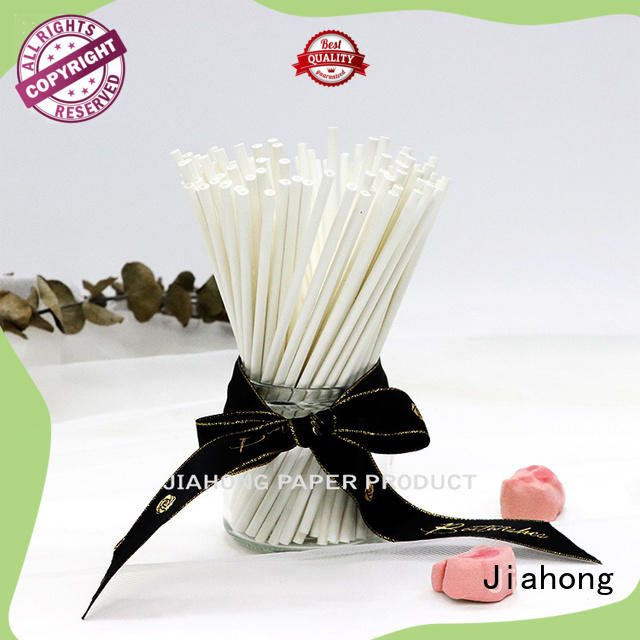 fashion bulk coffee stirrers vendor for packed coffee Jiahong