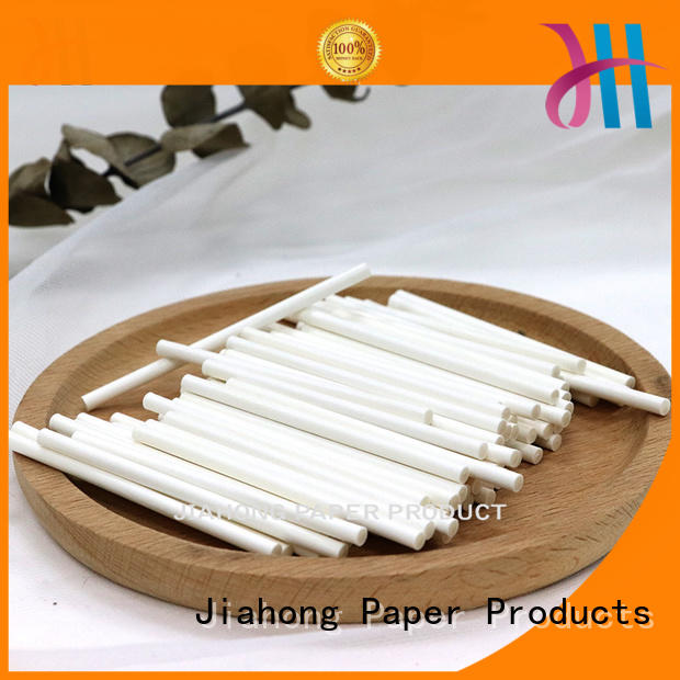 Jiahong certified fsc certified paper sticks wholesale for medical cotton swabs