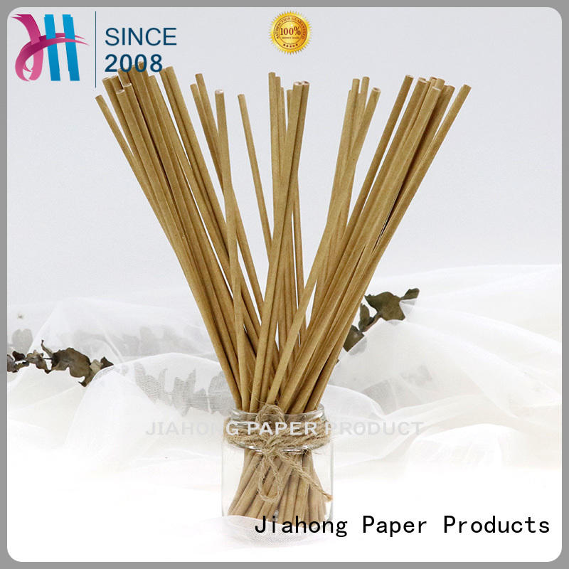 Jiahong eco friendly paper sticks craft owner for DIY baking