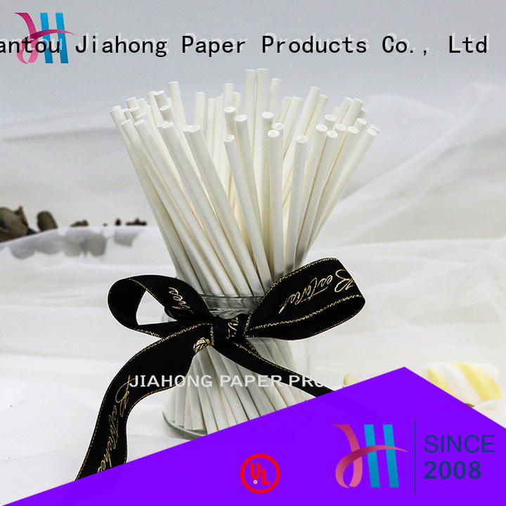 Jiahong new-arrival lollipop sticks bulk overseas market for lollipop