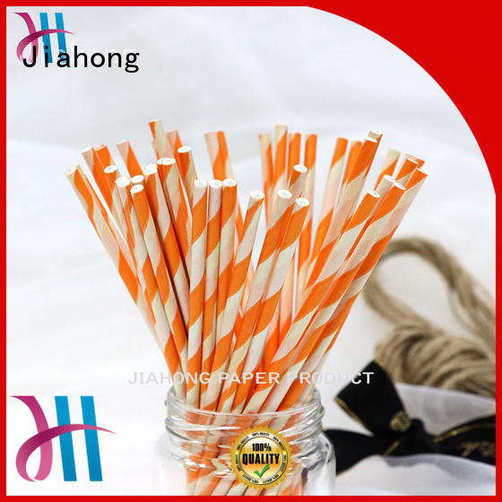 Jiahong smooth cotton candy sticks supplier for cotton candy