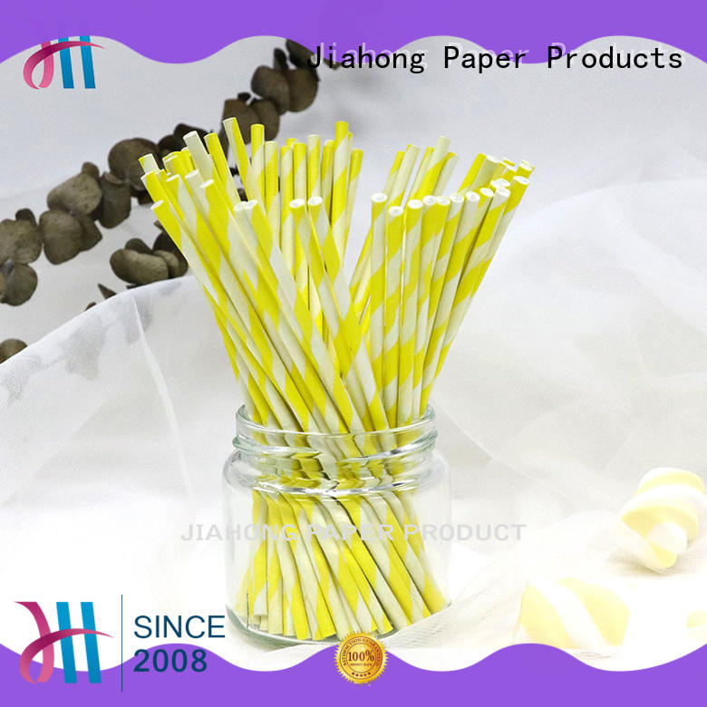 safe colored lollipop sticks printed in different colors for lollipop