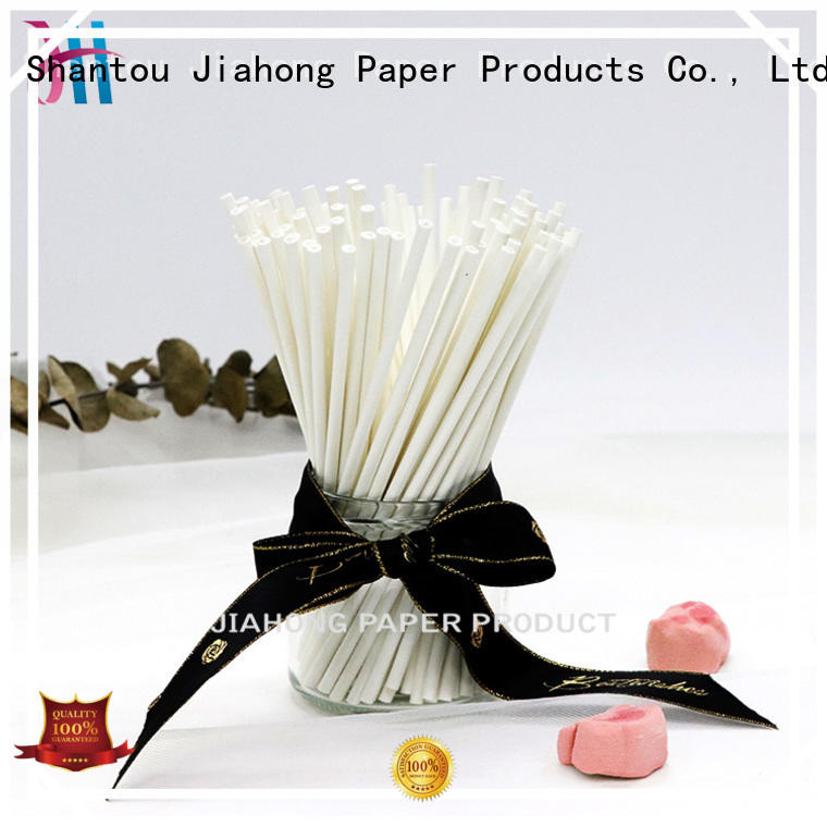 Jiahong stirrers paper coffee stirring stick factory price for cafe