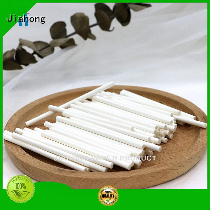 Jiahong eco friendly paper sticks craft dropshipping for flag flagpoles