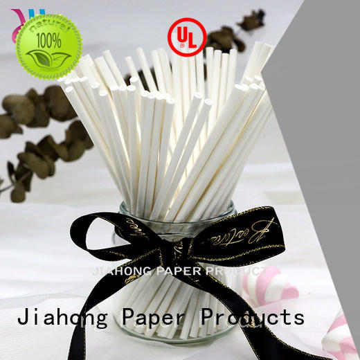 fsc certified paper sticks 40250mm for electronic industrial cotton swabs Jiahong