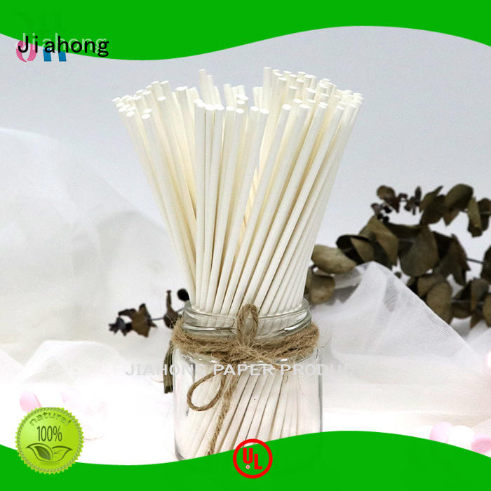 Jiahong extra large lollipop sticks for lollipop
